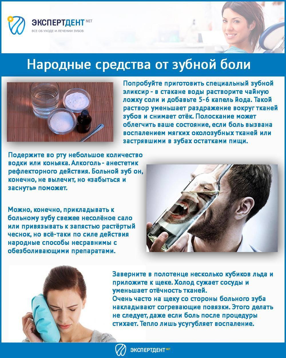 Обезболивающие при беременности при зубной боли - какие можно