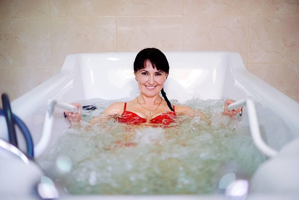 Чем полезны жемчужные ванны: польза и вред, отзывы пациентов