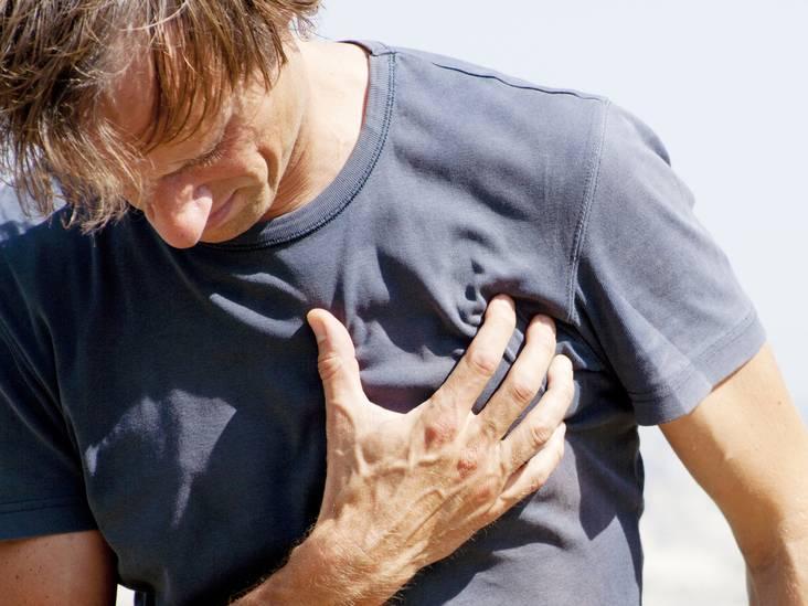 Какие симптомы сигнализируют о начале инфаркта у мужчины?