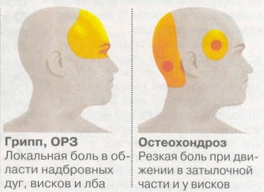 Болит голова в висках. причины, если тошнит, давит на глаза, слева, справа, пульсирующая, сильная, давящая, тупая. что делать — medists.ru