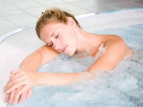 Что такое жемчужные ванны: показания и противопоказания, отзывы