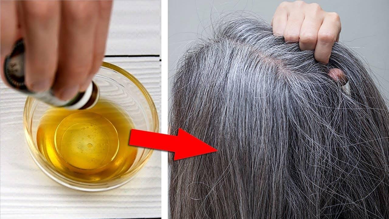 Шампунь для седых волос для мужчин: какой лучше скроет седину