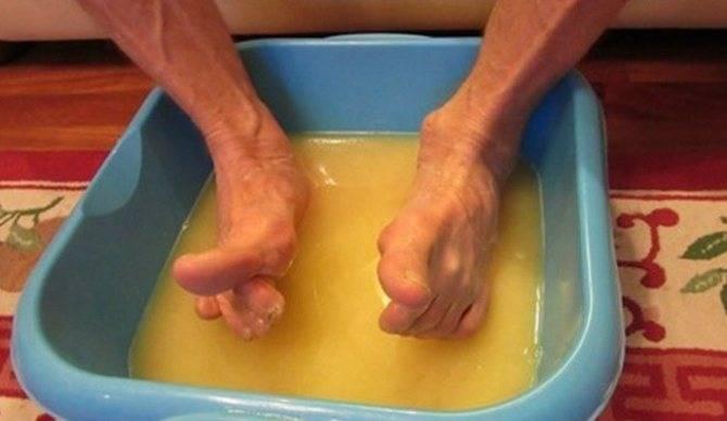 Как парить ноги с горчицей ребенку при кашле и насморке 2 лет