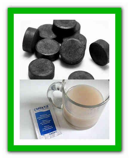 Что принимать при пищевом отравлении -сорбенты, лекарства или народные методы