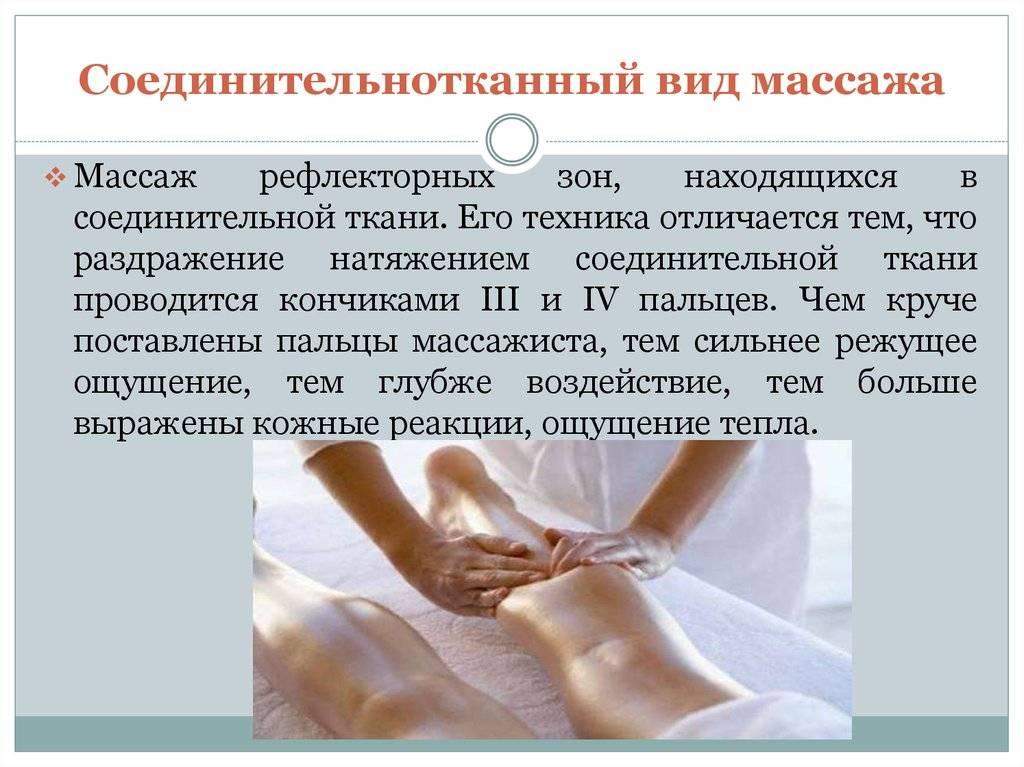 Сегментарный массаж техника правила проведения и рекомендации