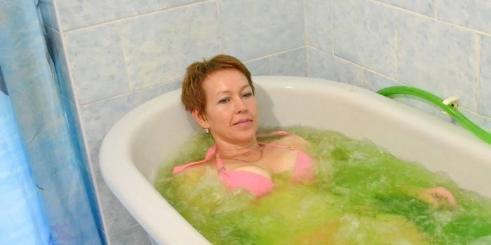 Жемчужные ванны: показания и противопоказания, отзывы