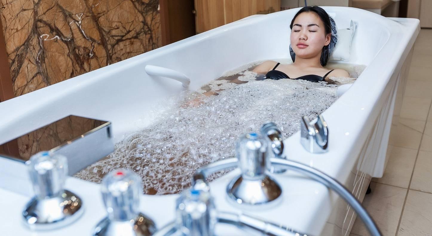 Хвойно-жемчужные ванны. показания и противопоказания.