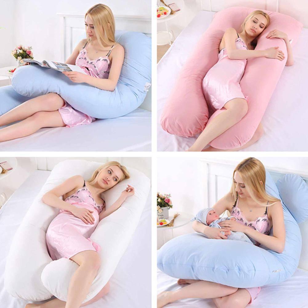 Позы для сна на разных сроках беременности