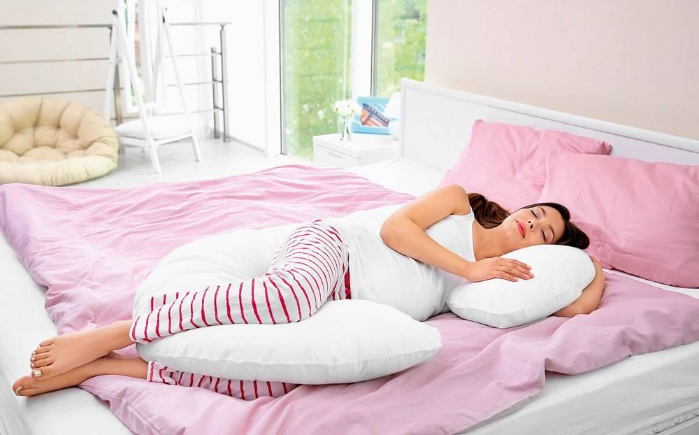 Правильные и удобные позы для сна во время беременности