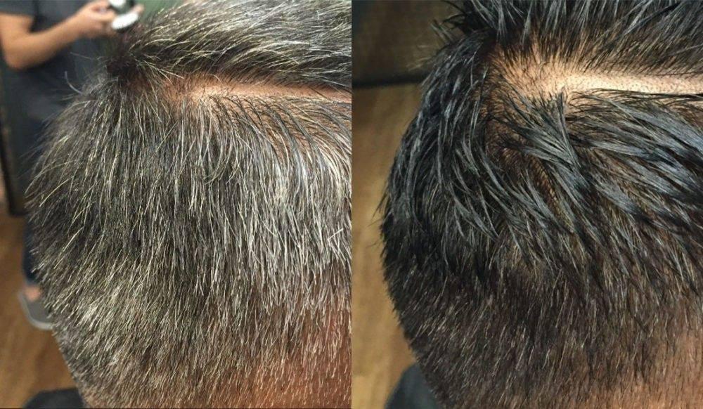 Как избавиться от седины, не окрашивая волосы