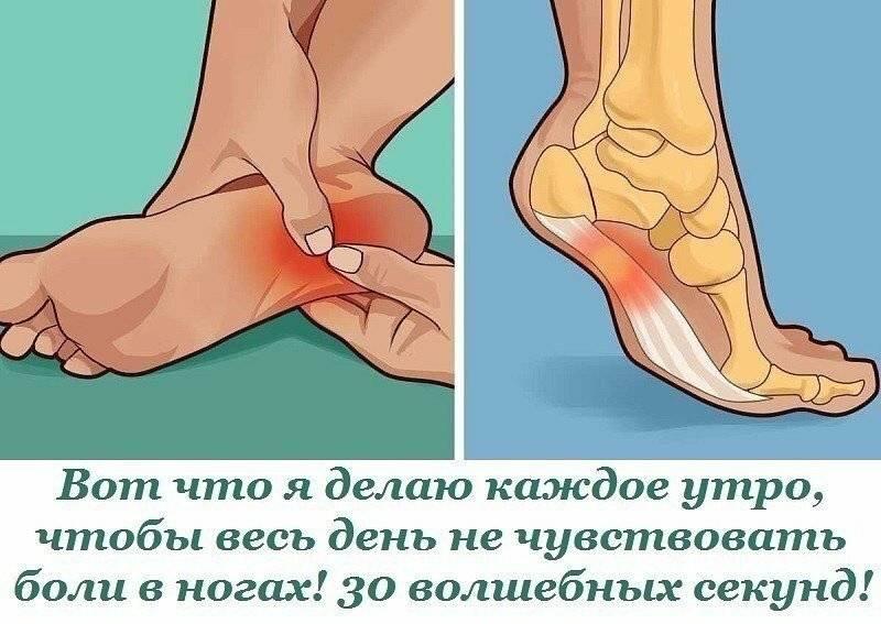 Болит пятка и больно наступать – 8 причин, лечение, профилактика
