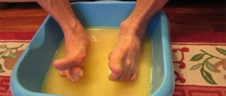 Как парить ноги с горчицей при простуде и кашле
